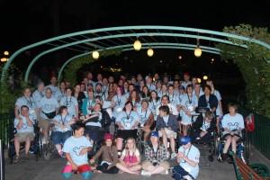 Abbotsford Special Aventurers in Disneyland